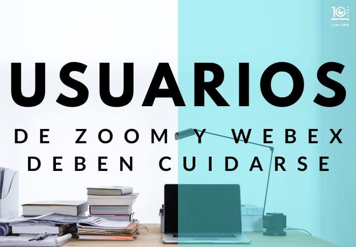 Zoom y WebEx