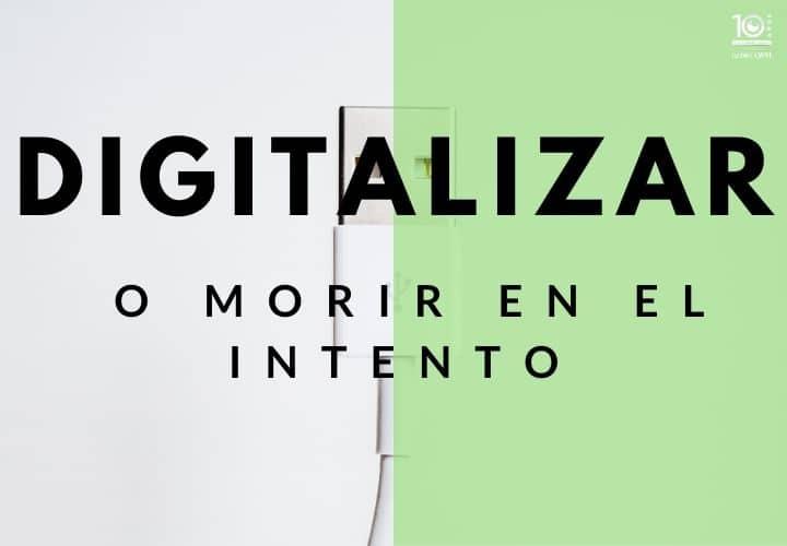 Digitalizar