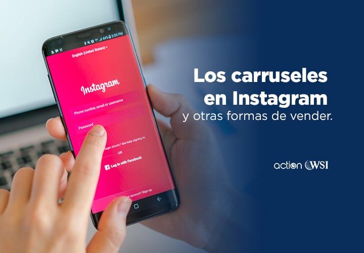 Carruseles en Instagram